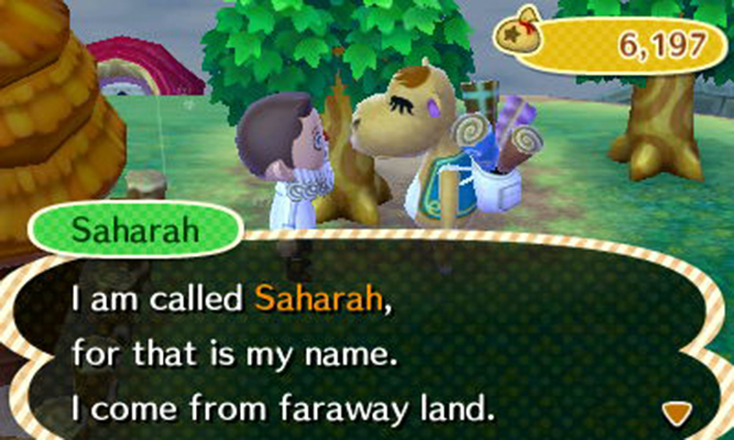 Saharah