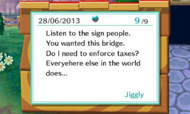 Taxes?