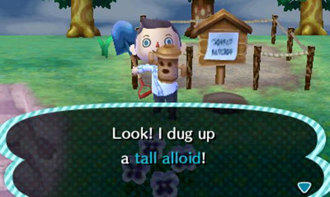 Tall Alloid