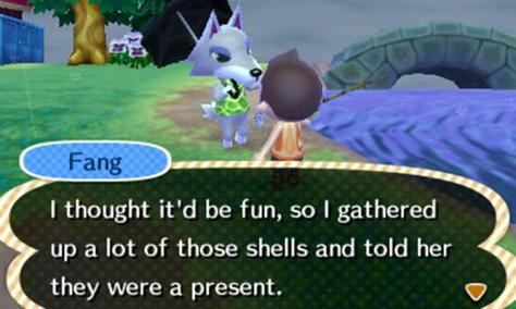 Fang Shells