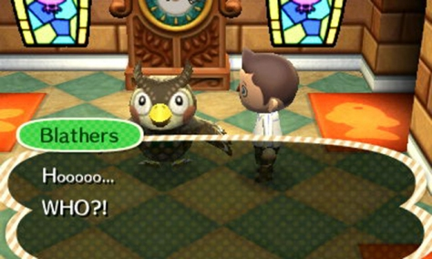 Blathers Pooped