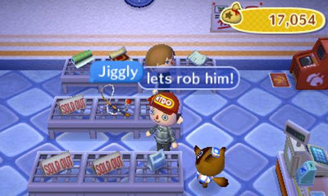 Rob Him!