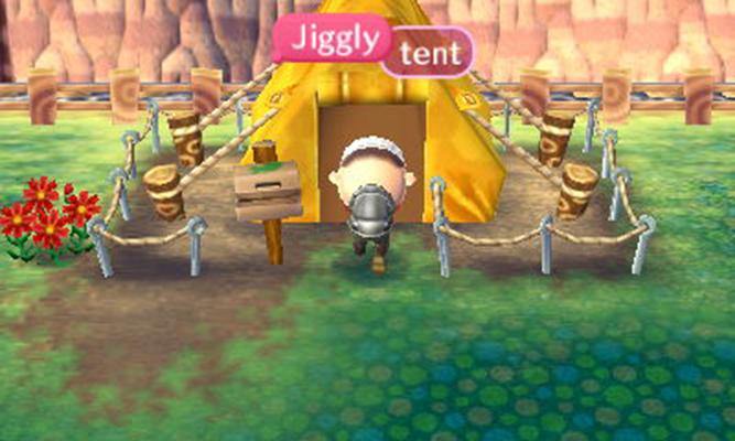 Cerv's Tent