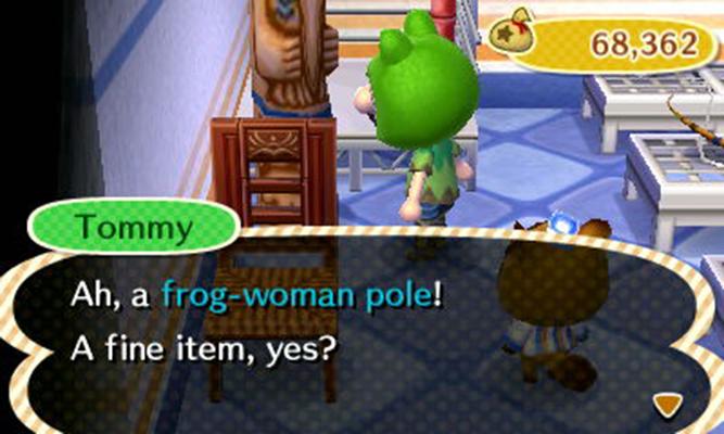 Frog Woman!