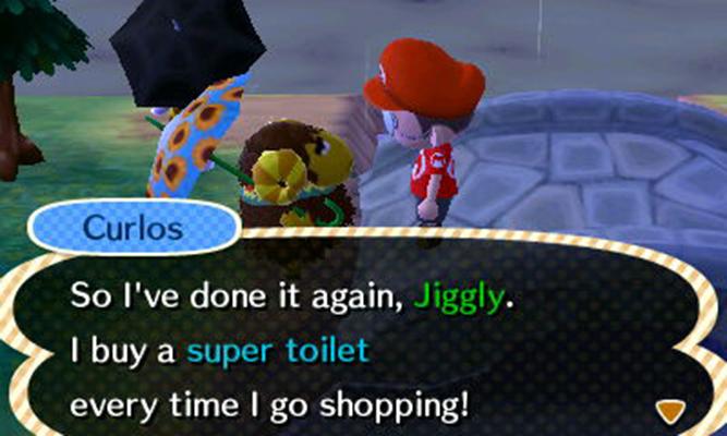 Supa Toilet!