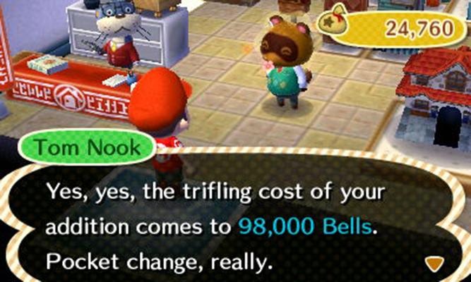 Greedy Nook