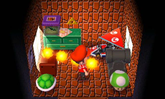Mario House