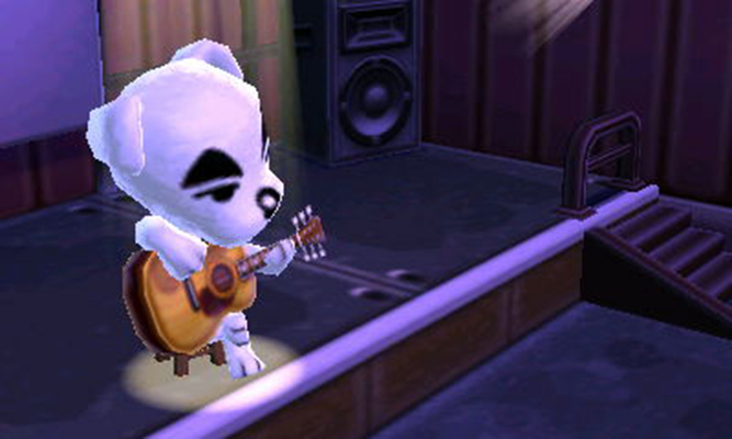 Ladies and Gentlemen... Mr K.K. Slider!