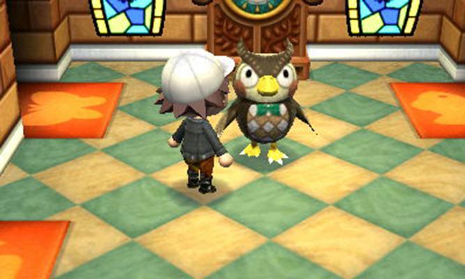 Angry as an Owl
