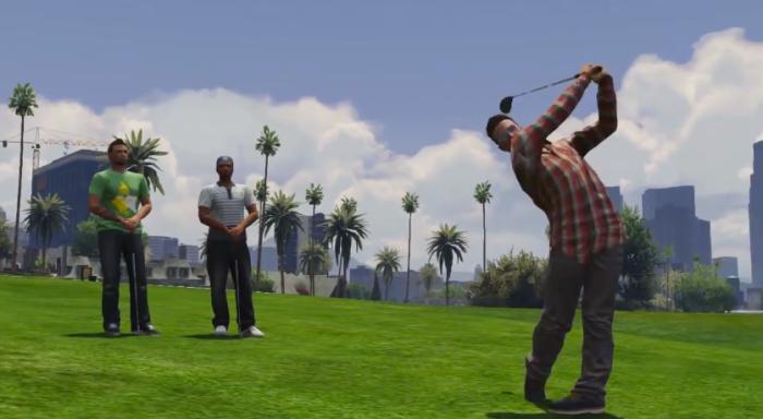 GTA-Online-Golf