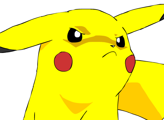 Angry_Pikachu_by_BeebarbX