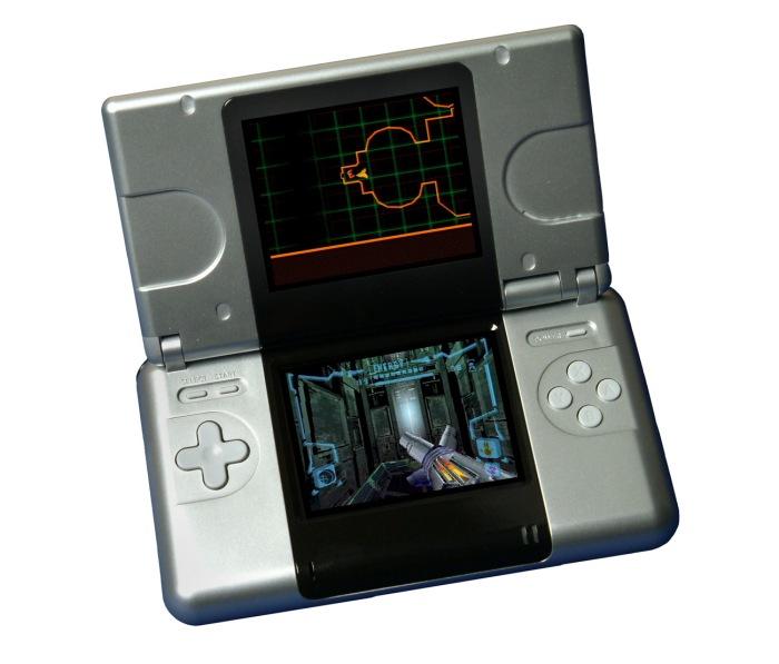 Prototype Nintendo DS