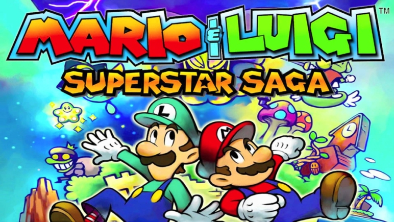 Mario Luigi Superstar Saga The Longest Saga I Suck Video Games
