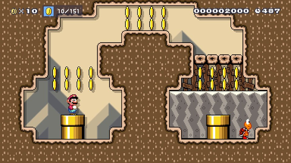 Super Mario Maker 2 – Yet Another Course